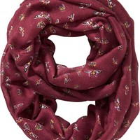 Old Navy Womens Printed Infinity Scarf Size One Size - Butterflies