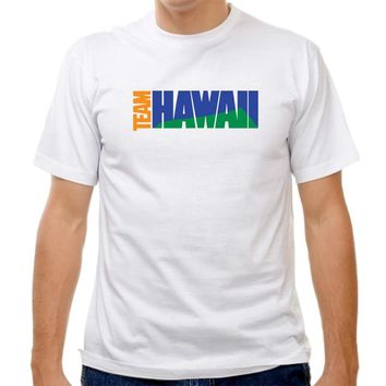Team Hawaii T-shirt