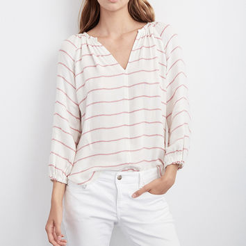 SYD SOFT TWILL STRIPE