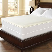 "Dream Serenity Memory Foam 1.5"" Comfort Topper, Multiple Sizes - Walmart.com"