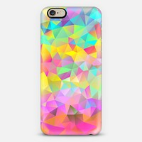 Rainbow Geometry iPhone 6 case by Noonday Design | Casetify