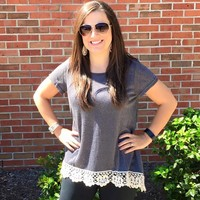 Southerly Chic Boutique — Gossip Girl Top