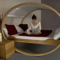 Beds Fantastic Design and the Most Comfortable – Cloud Rocking Bed - Top Chair Design