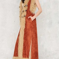 Shagging Rights Maxi Vest