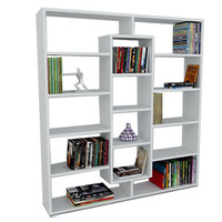 #AMPLE Bookcase white