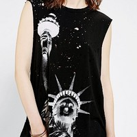 Truly Madly Deeply NYC Photo Muscle Tee