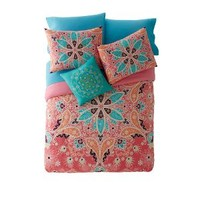 jcpenney - Seventeen® Kaleidoscope Comforter Set & Accessories - jcpenney