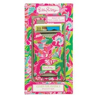 iPhone 5 Case With 2 Card Slot in Lulu Print by Lily Pulitzer