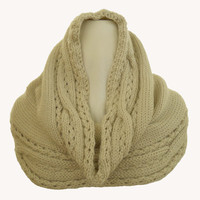 Hand knitted neck warmer - cowl made-to-order