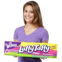 World's Largest Laffy Taffy Giant Supersized Box