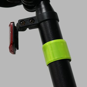 1Pcs Bicycle Reflective Band Safe Leg Pants Clip Strap Beam Band Bottom Belt Lightweight Arm Strap Bicycle Accessories