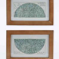 Star Map Wall Art - Urban Outfitters