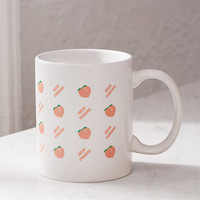 Just Peachy Mug | Urban Outfitters