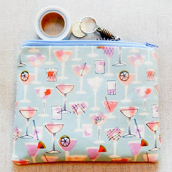 Make Up Bag/ Pencil Case/ Gift for Her/ Gift for Women/ Teacher Gift/ Graduation Gift/ Coworker Gift/ Best Friend Gift/ Sister Gift/ Pouch