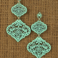 Moroccan Princess Earrings