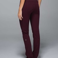 Straight-Up Pant *Full-On Luon