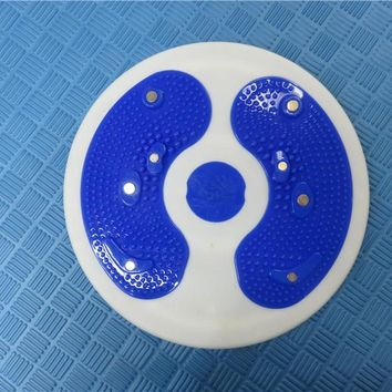 Functional Training Equipment Balance Board Calories Waist Twisting Rotator Pilates Lenwave Brand Twister Plate