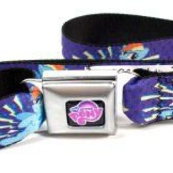 My Little Pony Rainbow Dash Adult Seatbelt Belt - My Little Pony - | TV Store Online