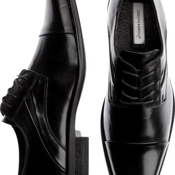 Joseph Abboud Mirage Black Lace-Up Shoes - Shoes | Men's Wearhouse