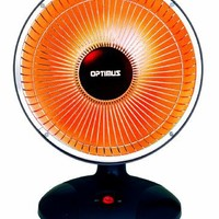 Optimus H-4110 9-Inch Dish Heater