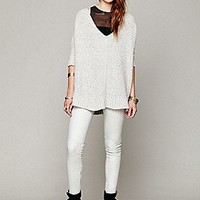Doma  Seamed Leather Legging at Free People Clothing Boutique