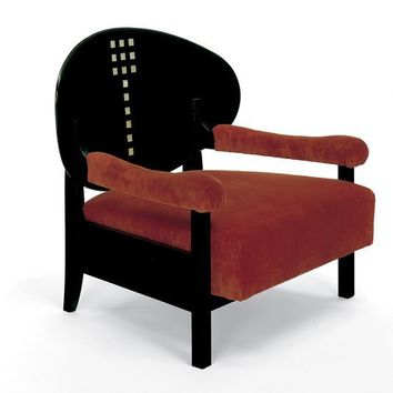 Charles Rennie Mackintosh Dug Out Chair