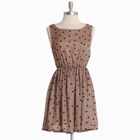 melange cafe polka dot dress - $45.99 : ShopRuche.com, Vintage Inspired Clothing, Affordable Clothes, Eco friendly Fashion