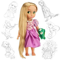 "Disney Princess Animators Collection 16"" Inch Doll Figure Rapunzel"