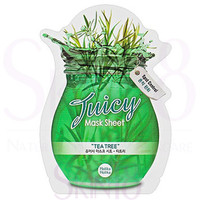 Holika Holika Juicy Mask Sheet - Tea Tree