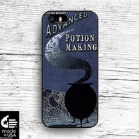 Harry Potter advanced potion making Case for iphone 5 5s 6 case, samsung, ipod, HTC, Xperia, Nexus, LG, iPad Cases