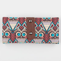 Tribal Owl Wallet Multi One Size For Women 22032795701