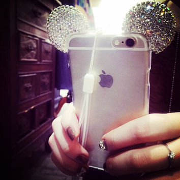 Shining iPhone 5s 6 6s Plus Case Cover Gift 238