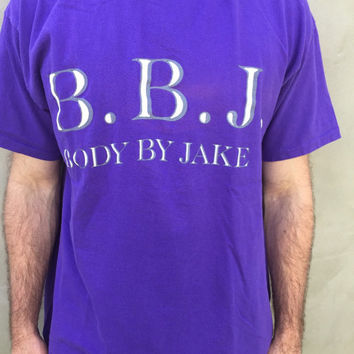 Vintage Body By Jake aka B.B.J. T-Shirt