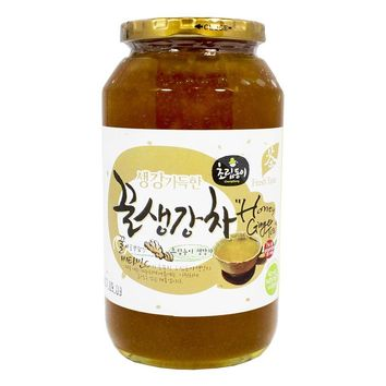 Korean Honey Ginger Tea Saenggangcha by ChoripDong 2.2 lbs (1kg)