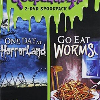 GOOSEBUMPS: ONE DAY AT HORRORLAN