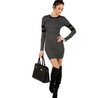 Pre-Order: Charcoal Feel Fierce Tunic