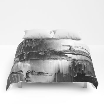 Crumbling Facade Comforters by DuckyB