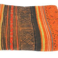 The Loaded Trunk Textiles: Thai Hmong Blankets 2