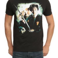 Harry Potter Trio Dobby T-Shirt