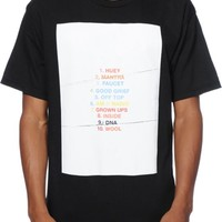 Sweatshirt by Earl Sweatshirt Tracklist T-Shirt