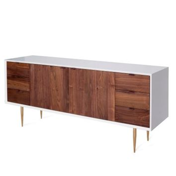 Organic Modernism :: Furniture : Cabinets : Siena 4