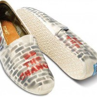 "Gabriel Lacktman ""Be the Change"" Graffiti Men's Classics 