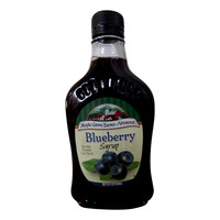 Maple Grove Farms Of Vermont, Blueberry Maple Syrup, Gluten Free, 8.5 fl oz