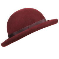 Roller Bowler Hat - Hats  - Accessories