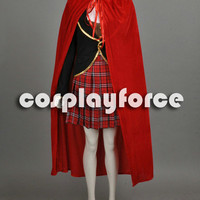 RWBY school uniform Cosplay Costume