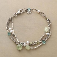 Silver Sequence Bracelet