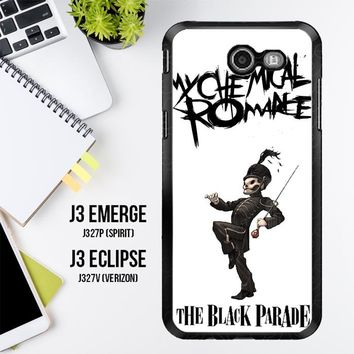 My Chemical Romance X0153 Samsung Galaxy J3 Emerge, J3 Eclipse , Amp Prime 2, Express Prime 2 2017 SM J327 Case