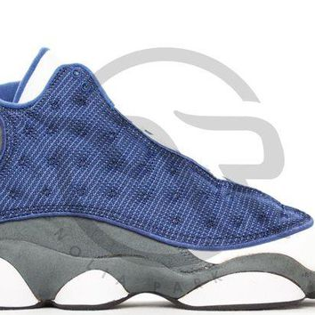 DCC3W AIR JORDAN RETRO 13 - FLINT (2005)
