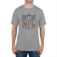 NFL - Distressed Logo Soft T-Shirt