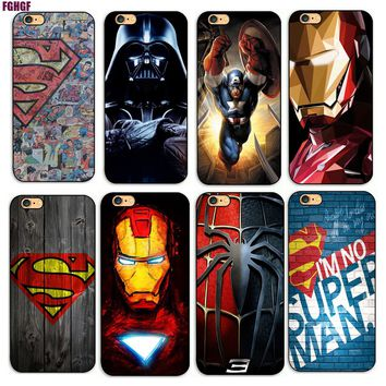 Marvel and Star Wars Phone Cases for iPhone